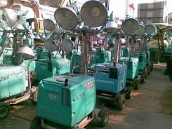 Продам дизельгенераторы Yanmar с осветительными мачтами 2-3кВт (Хабаро