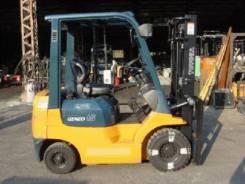 Продаем погрузчик вилочный дизельный  Toyota 07FD15 гп 1500 кг