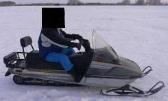 Снегоход Yamaha 400