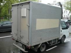 Mitsubishi делика, 2001