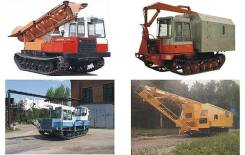 Буровые УРБ, МРК, ПБУ, ТСБУ, трактор трелевочный, сварочный агр. УЭТ-1