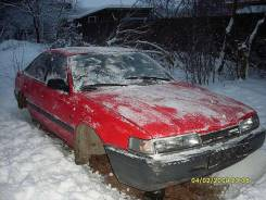 Mazda 626 хетчбек машина разобрана по запчастям