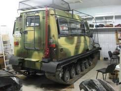 Болотоход ГАЗ-3409 бобр, 2007