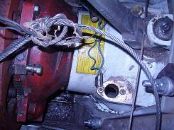 Судовой двигатель с угловой колонкой volvo-penta