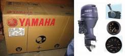 Yamaha F50 новая 4-тактная продаётся