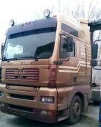 Продается седельный тягач MAN TGA XXL 2000г. в.