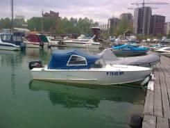 Лодка прогресс и сузуки30