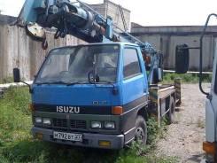 Автобуровая - кран 4т