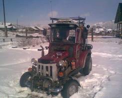 Продаю самодельный трактор