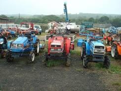 Трактор 4вд
