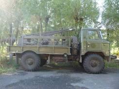 Ямобур НА БАЗЕ ГАЗ 6611
