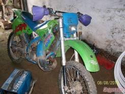 KDX125, 1992
