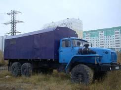 Установка ППУА-2000 на базе автомобиля Урал 4920