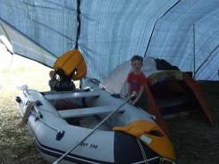 Моторная лодка с мотором продаётся