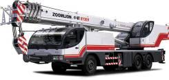 FAW Автокран Zoomlion QY30V, 2011
