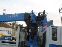 Продаю манипулятор Hyundai MEGA Truck 2010 года