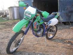 KLX, 2001
