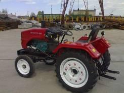 Продам мини-трактор Foton Lovol TC-180 с плугом