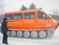 Продам гусеничный вездеход ГАЗ Ирбис, год выпуска 2011 Хабаровск