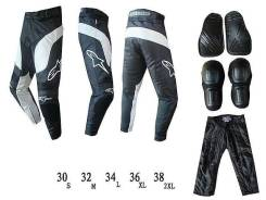 Штаны Alpinestars 2011 - №2. Размеры: M, L, XL, XXL