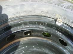 Продам зимние колёса (липучка) на стальных дисках