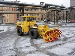 Снегоочистительное фрезерно-роторное оборудование