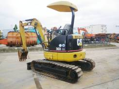 Caterpillar 303CR, 2007