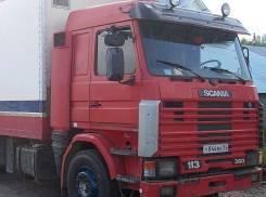 Scania 113 M, 1990