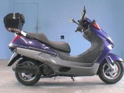 В разбор, по запчастям максискутер Honda Foresight 250 1998 г.