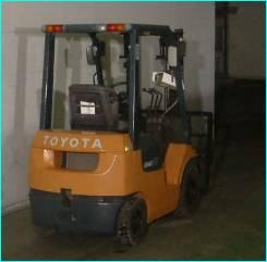 Toyota 7FD15, 2002