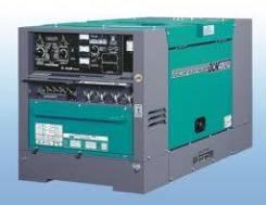 Японский дизельный сварочный генератор Denyo DLW-400ESW