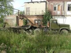 Продам тягач седельный КРАЗ 258 1987 г. в. с полуприцепом Чмзап-5208