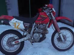 HONDA XR400R, 2002