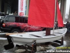 Парусная лодка SAVA-470-Junga