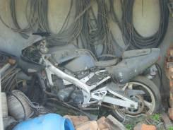 В разбор по запчастям мотоцикл Suzuki GSX-R250 рама GJ73A