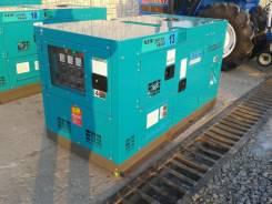 Продается новый дизель генератор R-YM13D 13 KVA 3 ФАЗЫ 380 Вольт