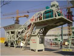 Мобильный завод по производству бетона