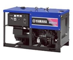 Резервный генератор Yamaha  220/380 продам , почти новый