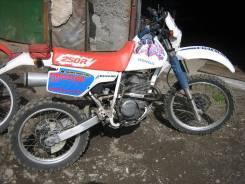XR250RM, 1991
