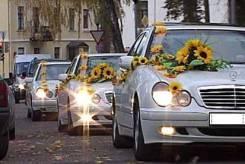 Прокат лимузинов и автомобилей на свадьбу