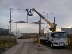 Люлька (Корзина) для высотных (Монтажных) работ 2012 год.