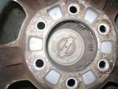 Продам комплект колес 4шт на Ниссан-Мистрал.