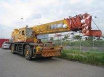 Услуги крана 25-45 тонн короткобазовые