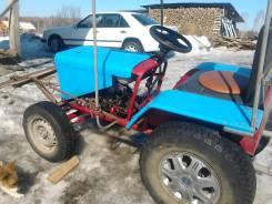 Продам трактор самоделку на ходу!