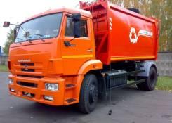 КАМАЗ Мусоровоз КО-440-7, 2020