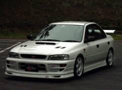 Боковые Пороги Subaru Impreza GC