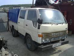 Тойота Дюна, 1991