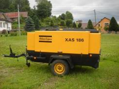 Продам дизельный компрессор Атлас копко XAS 186