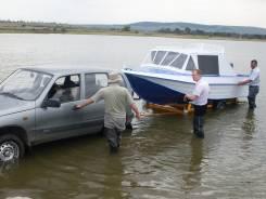 Продам каютный катер водомет