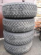 Продам  отличный комплект резины Bridgestone A|T на литье  275/70R15